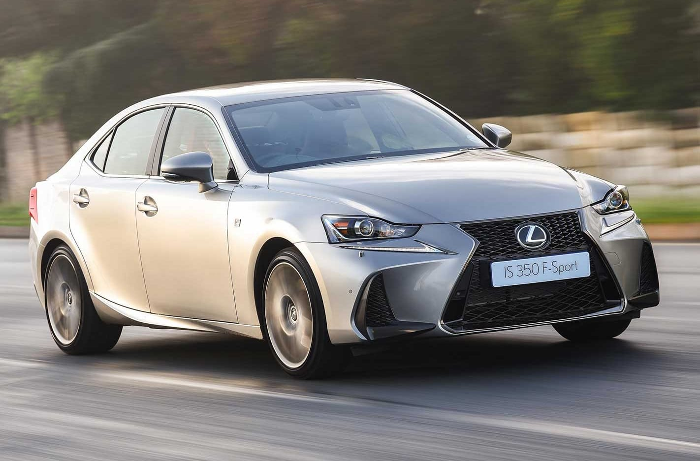2019 Lexus IS350 F Sport quick performance review
