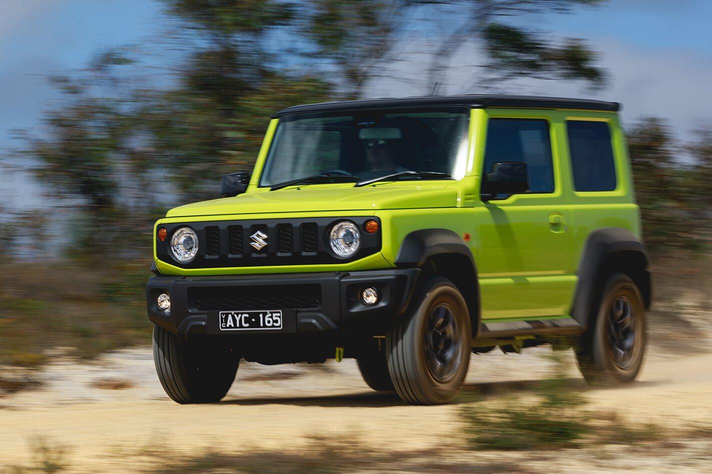Suzuki Jimny long term review