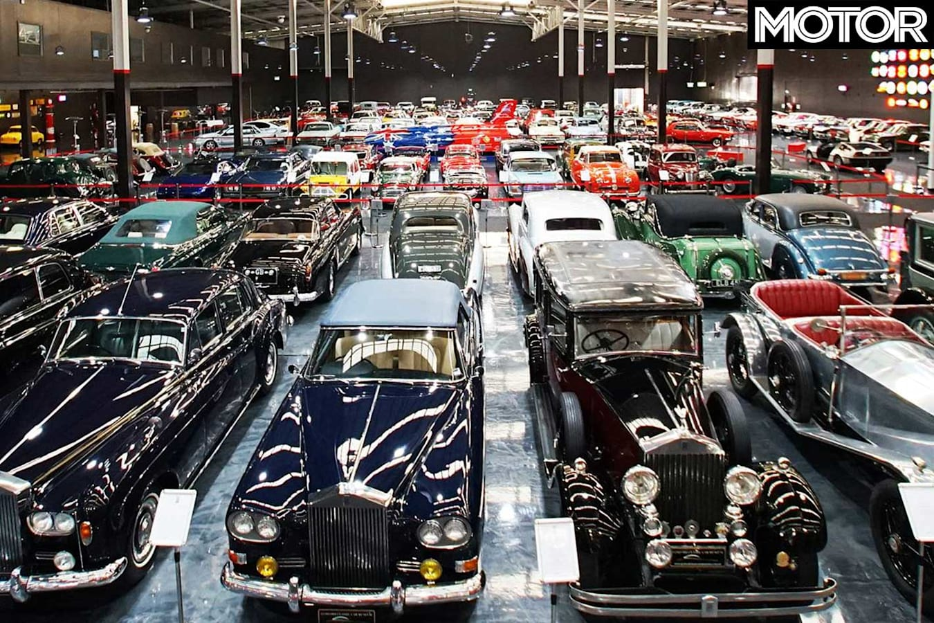 Gosford Classic Car Museum Collection Jpg