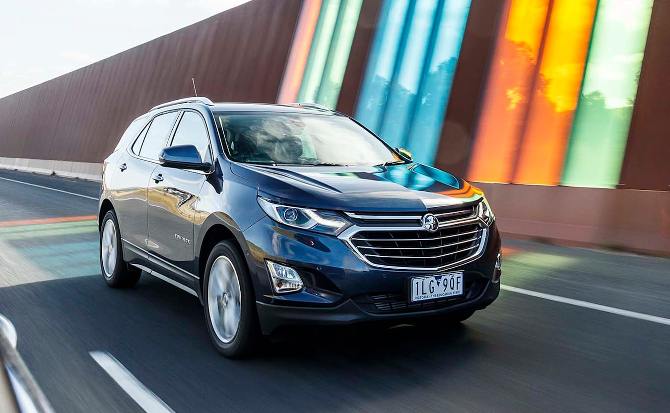 2020 Holden Equinox review