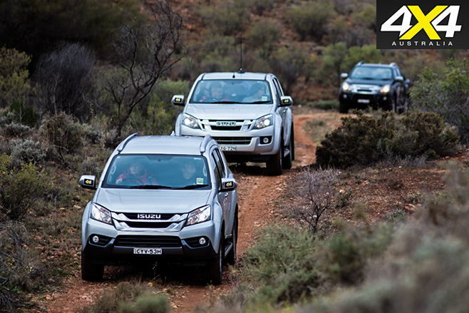 Drive 4 Life Outback NSW convoy 4wd