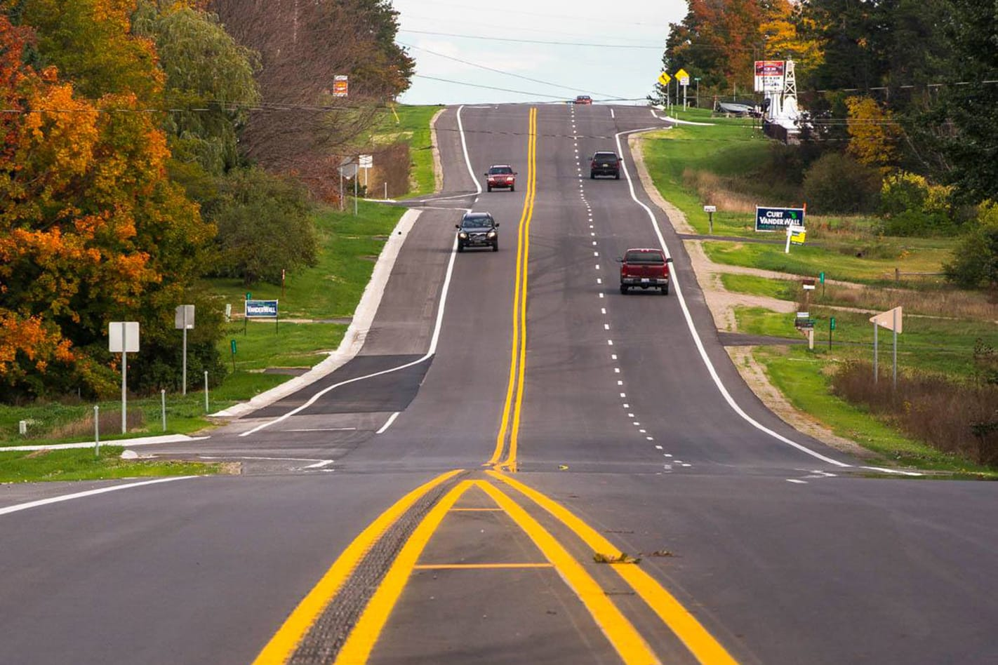 Michigan to increase speed limits