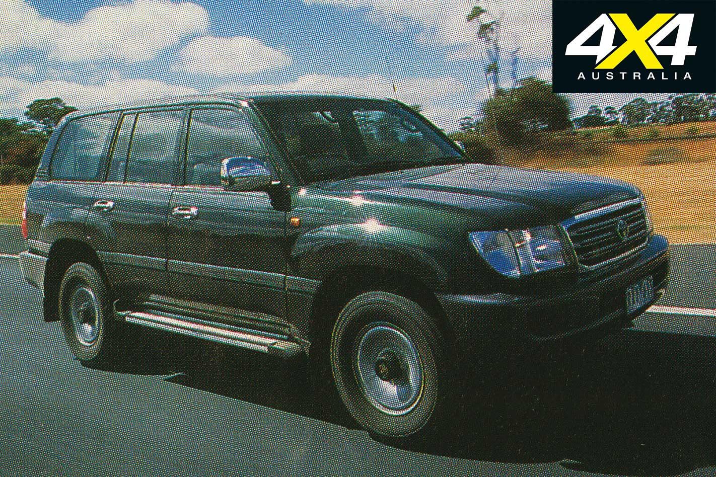 2003 Toyota Land Cruiser GXL V 8 Jpg
