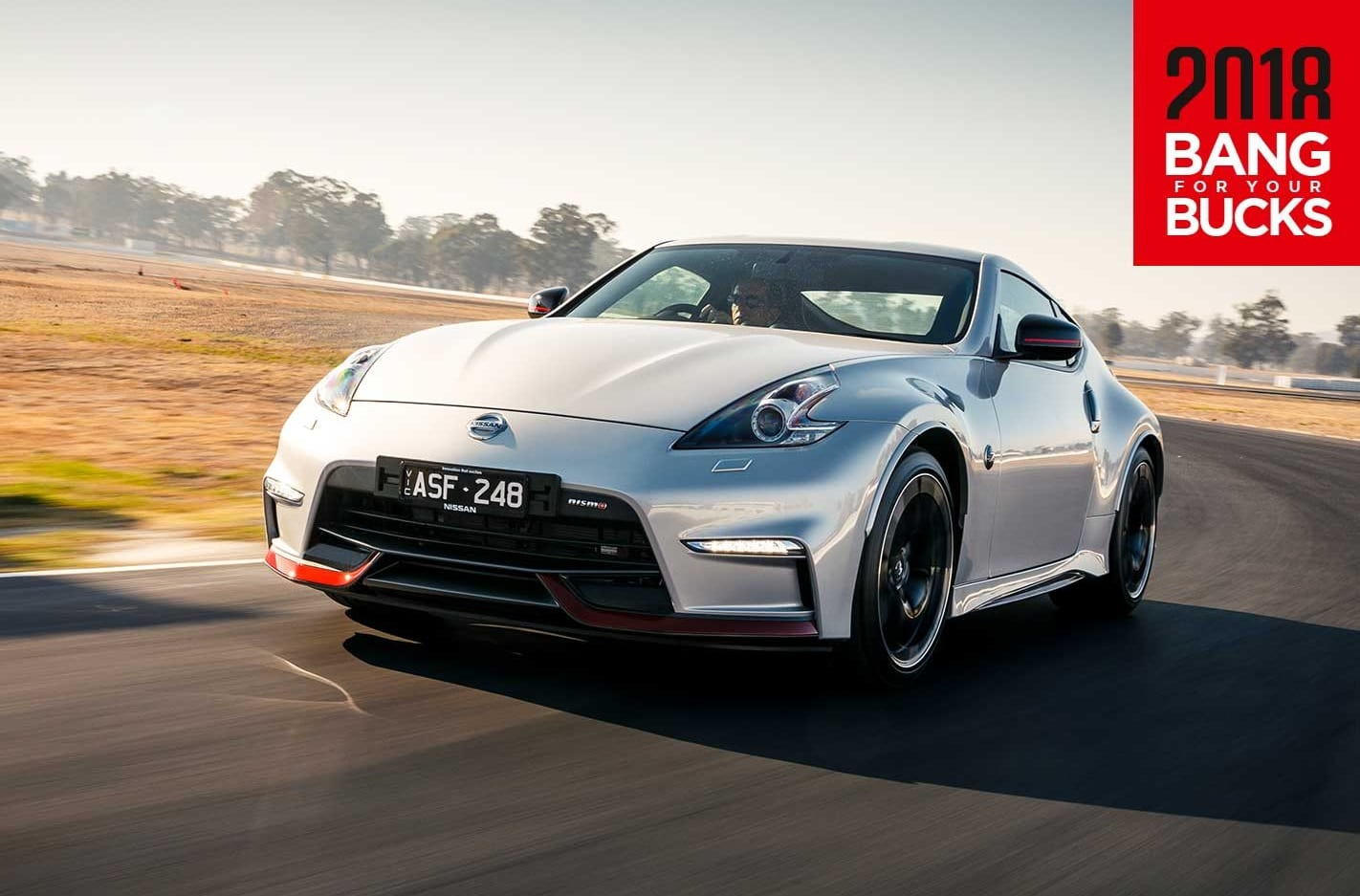 2018 Nissan 370Z Nismo track review