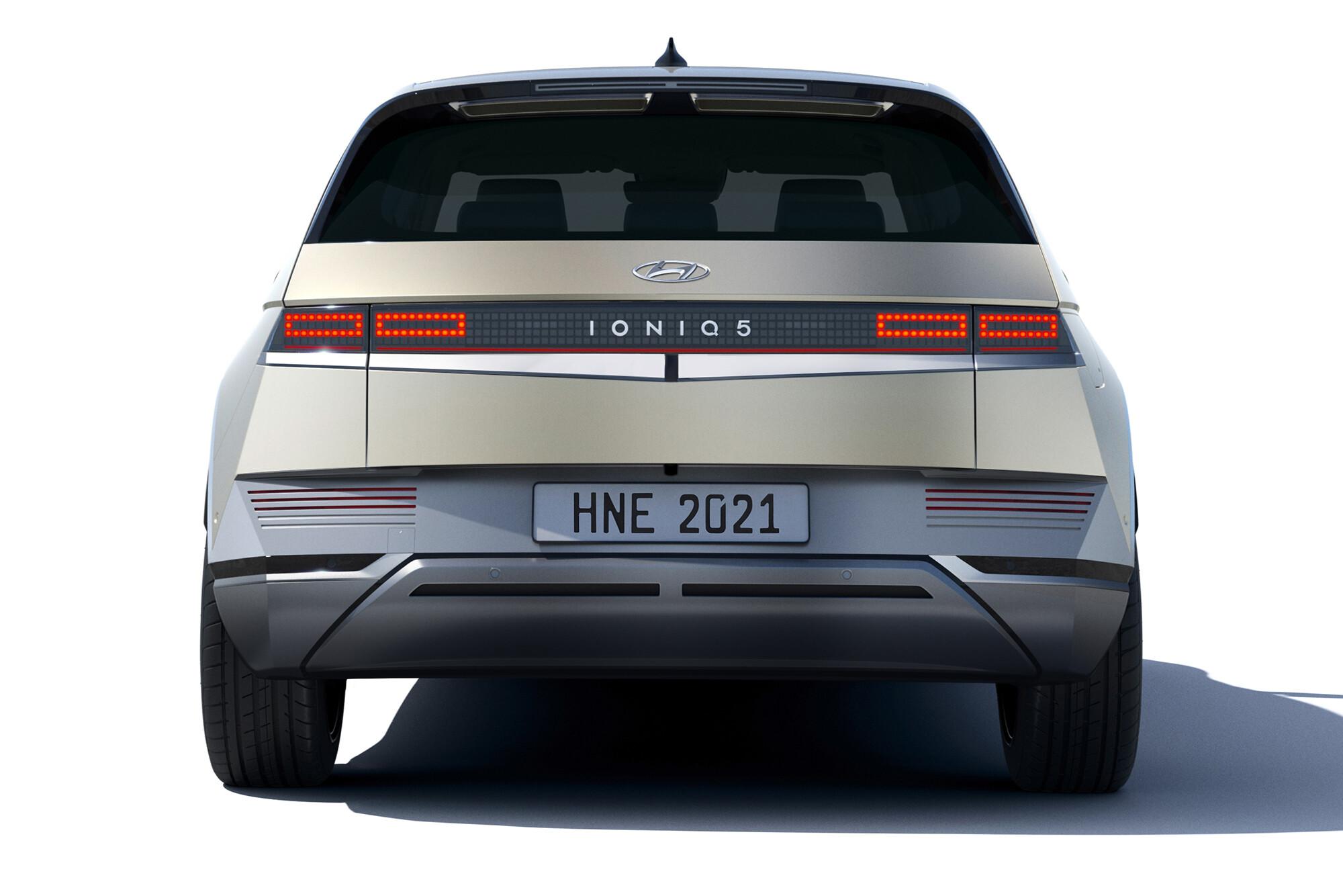 2022 Hyundai Ioniq 5 Electric Vehicle Revealed 18 Jpg