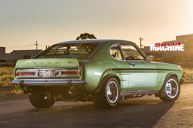 Ford Capri rear