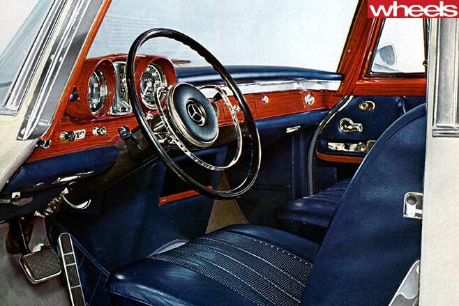 1964 Mercedes-Benz 600 Grosser