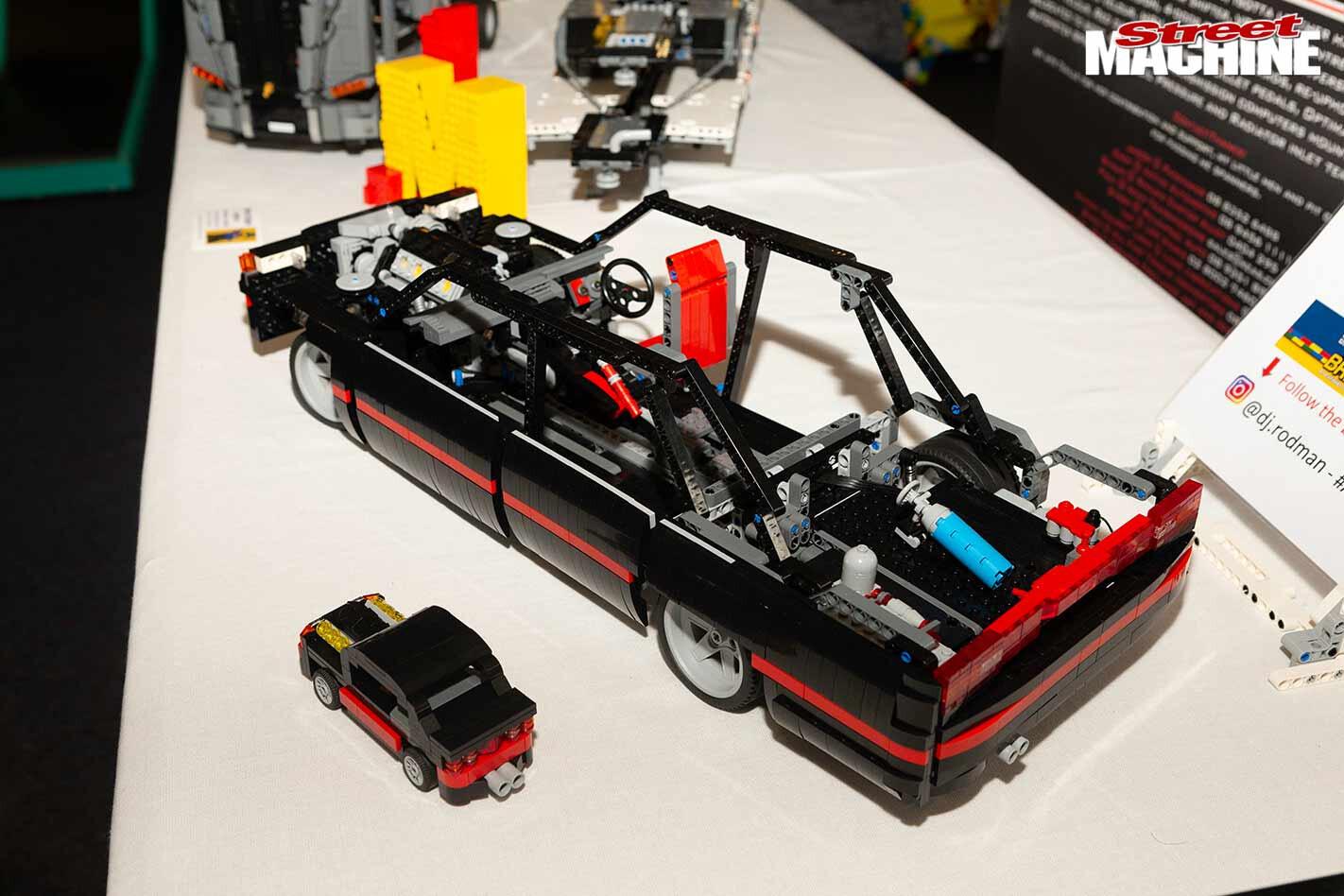 Lego VP Commodore SS