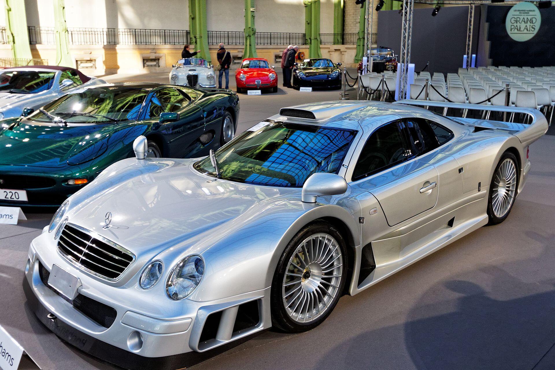 Merceds Benz AMG  CLK GTR