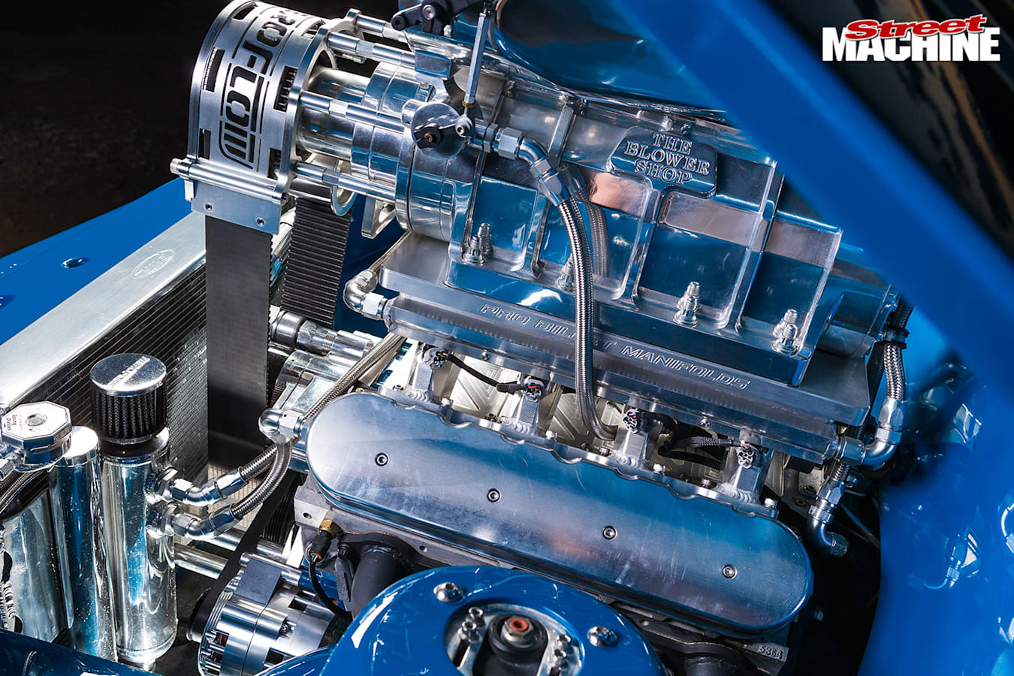 Holden VK Commodore engine