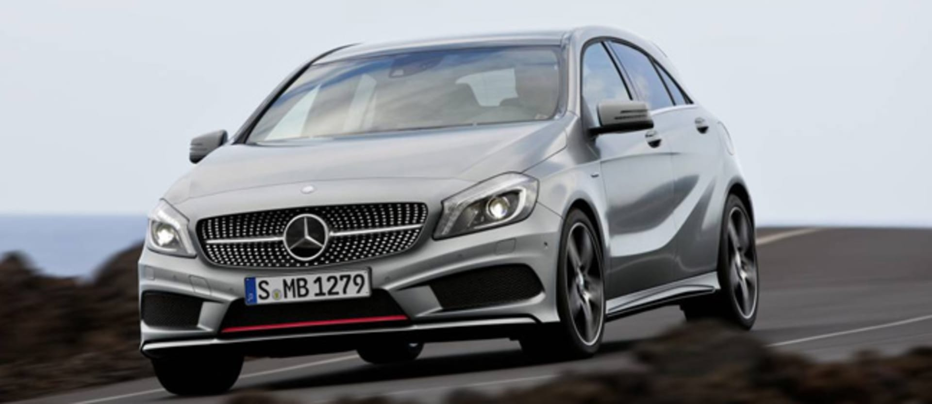Mercedes-Benz A45 AMG to be Benz's first front-drive muscle car
