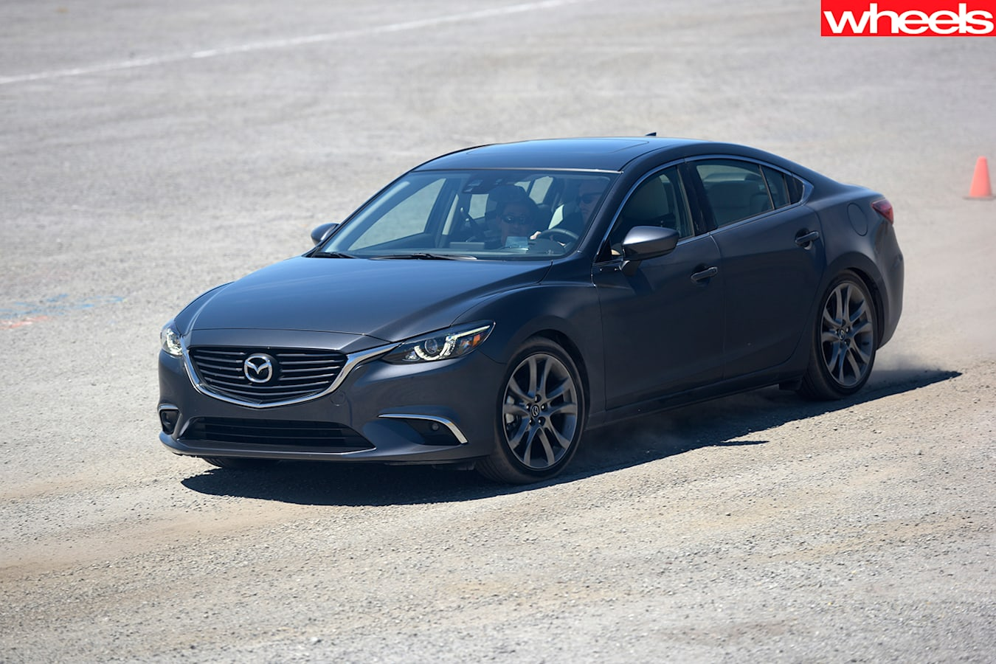 Mazda's G-Vectoring Control