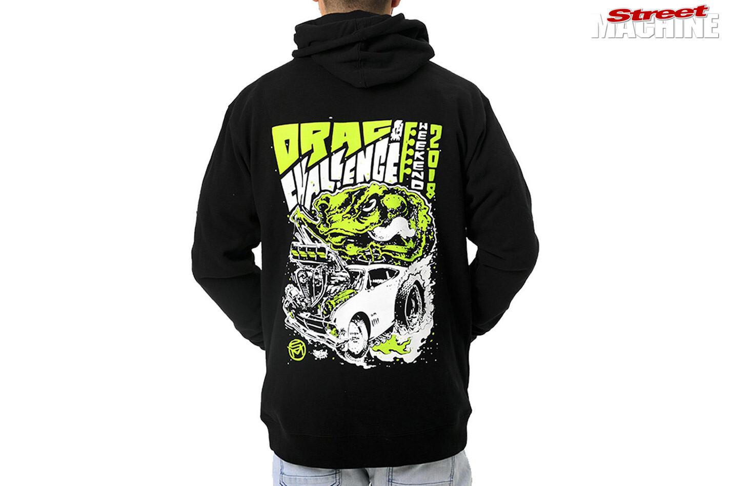 street machine hoodie