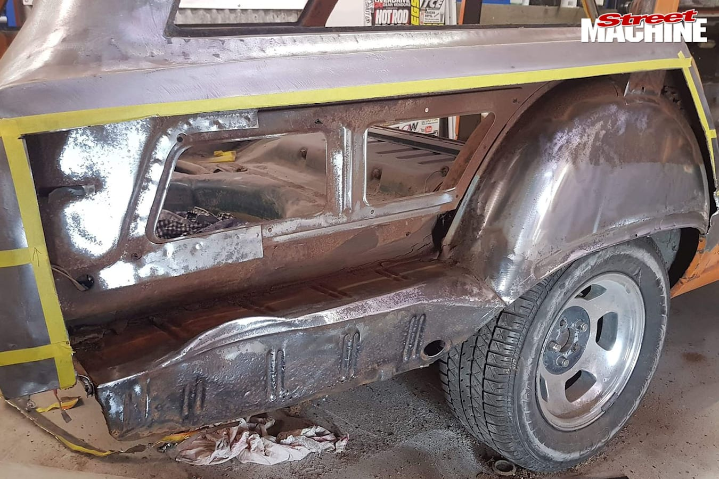 Valiant Wagon Carnage 283 29 Jpg