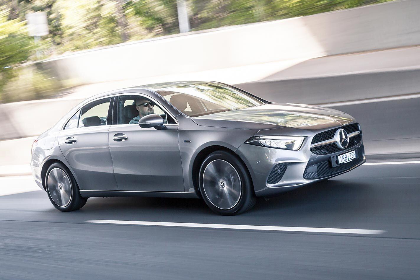 Mercedes-Benz A250 PHEV