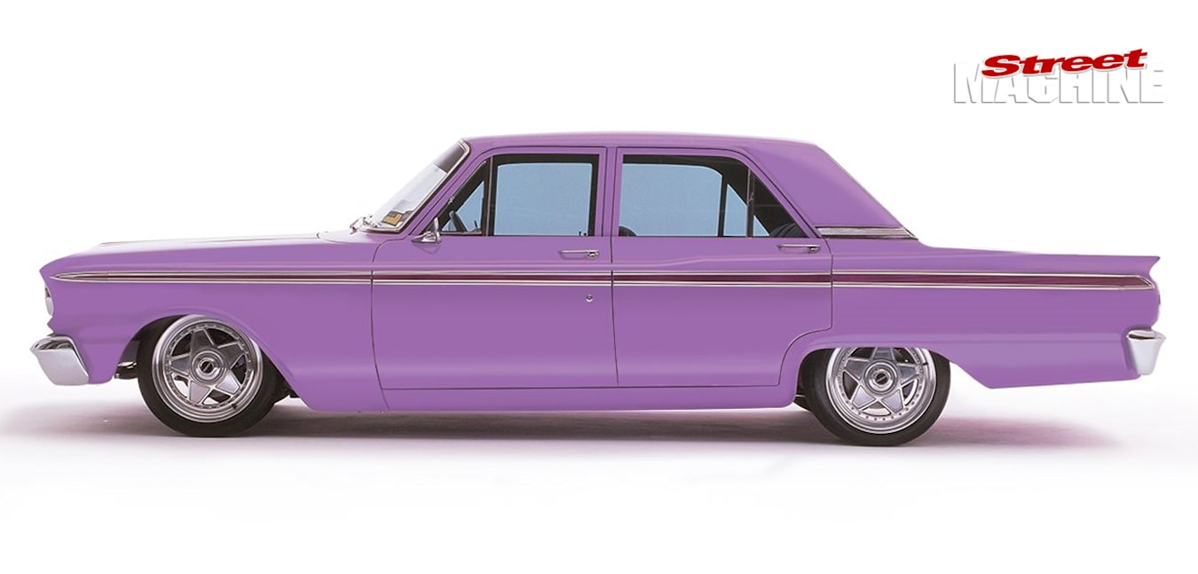 Ford Compact Fairlane