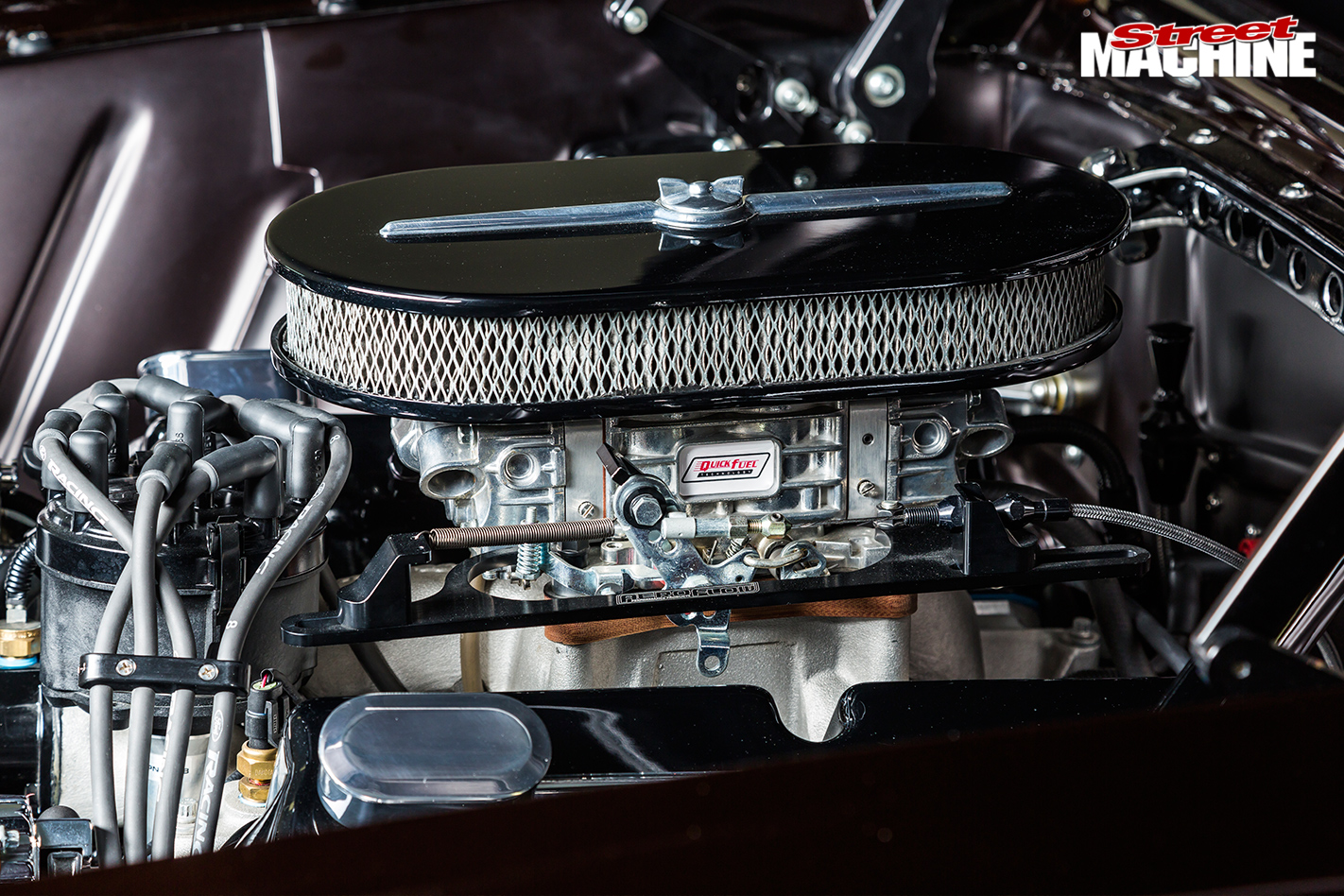 Ford -falcon -xp -engine -detail