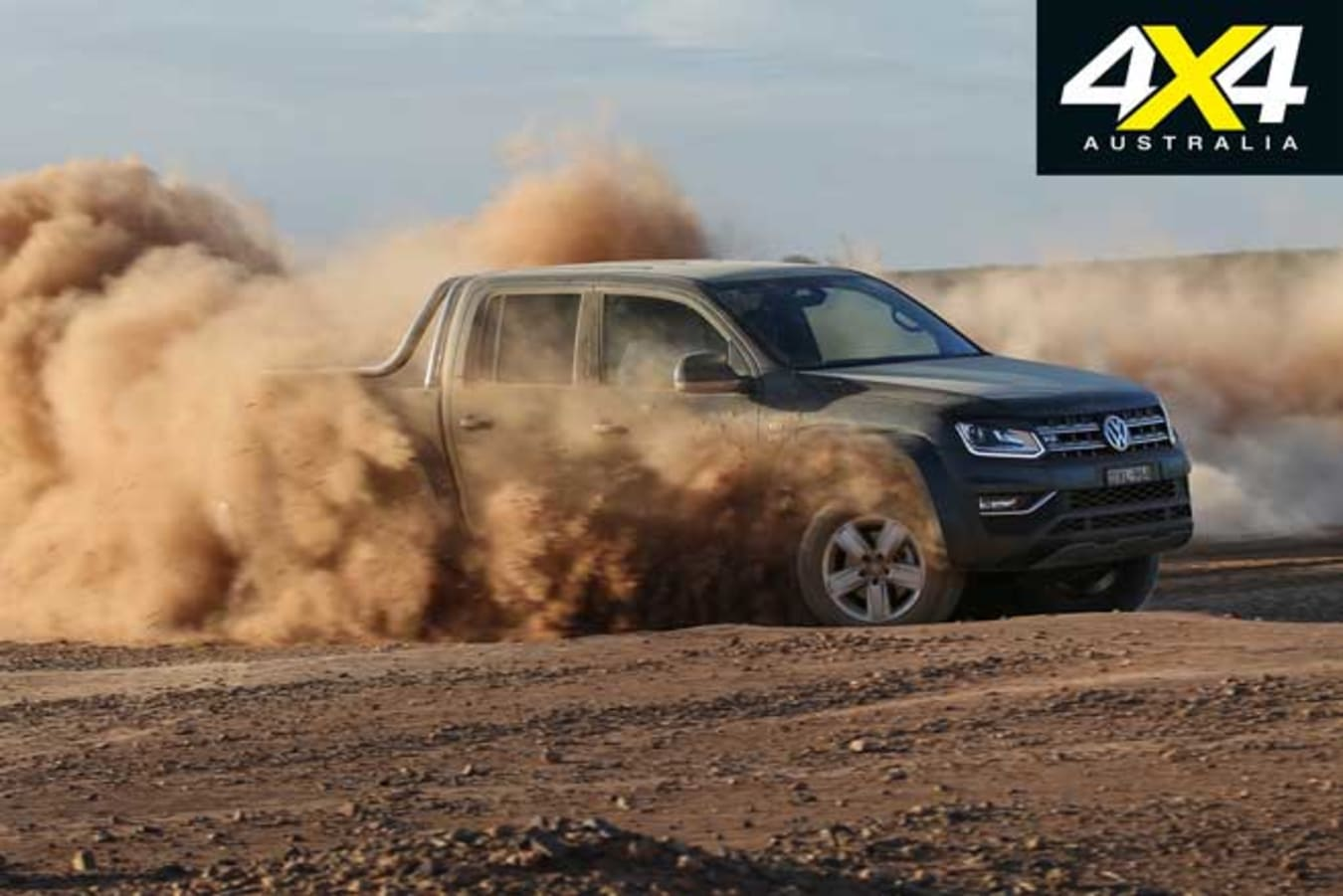 Dual Cab Ute Safety Features Explained Volkswagen Amarok Full Time 4 X 4 Jpg