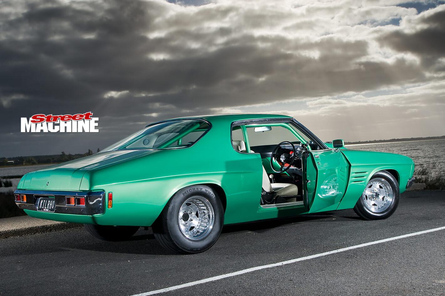 Holden Monaro HQ GTS coupe