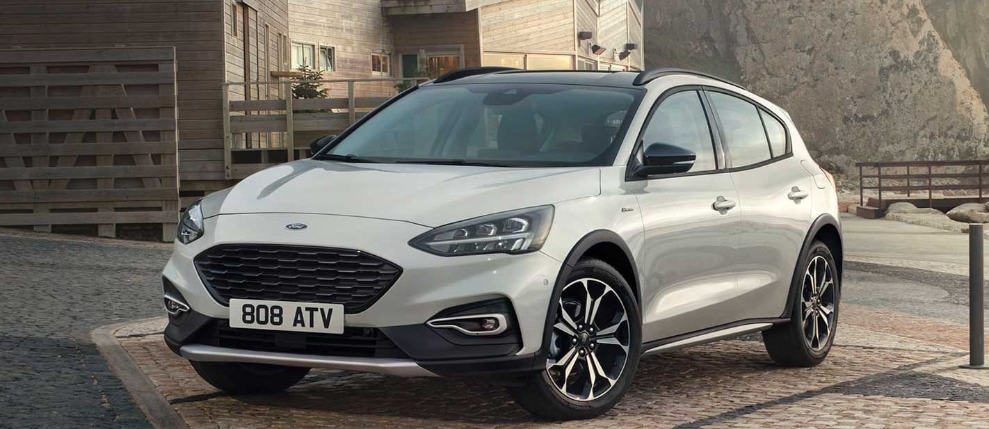 Ford Focus gets dirty with Active crossover