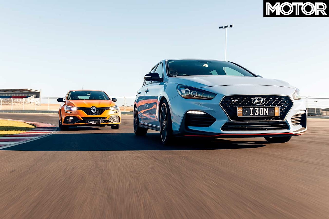 Performance Car Of The Year 2019 Welcome To PCOTY I 30 N Megane RS 280 Track Jpg