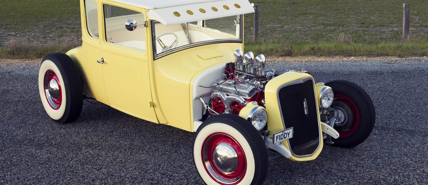 1927 Ford Model T Coupe Jpg