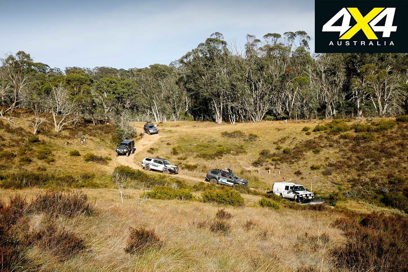 Victorian High Country 4 X 4 Adventure Series Trail Countryside Jpg