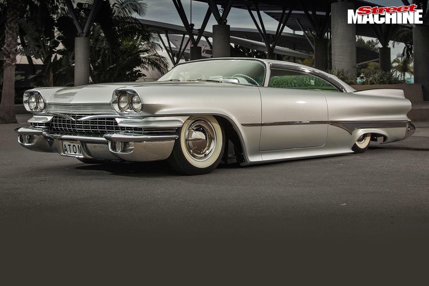 Dodge Dart front