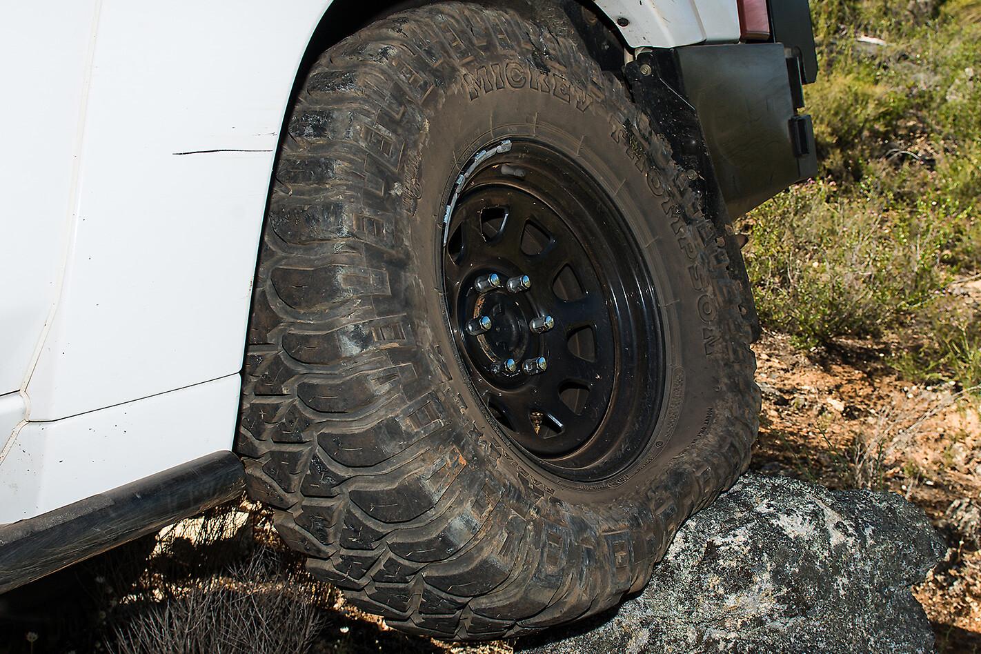 Mickey Thompson MTZs tyre