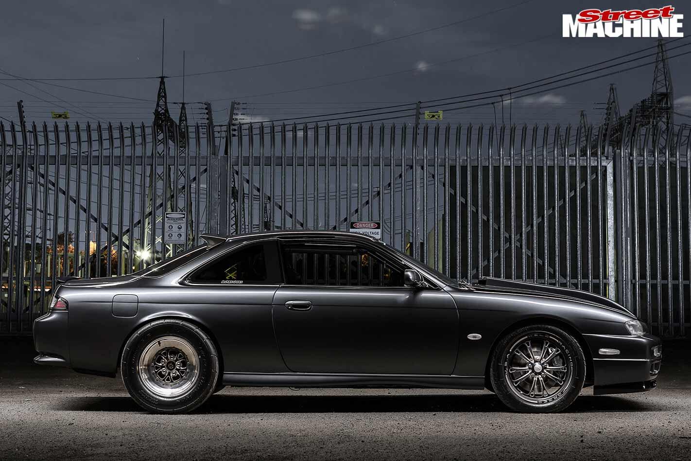 Nissan 200SX side