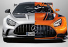 Mercedes-AMG GT Black Series GT3