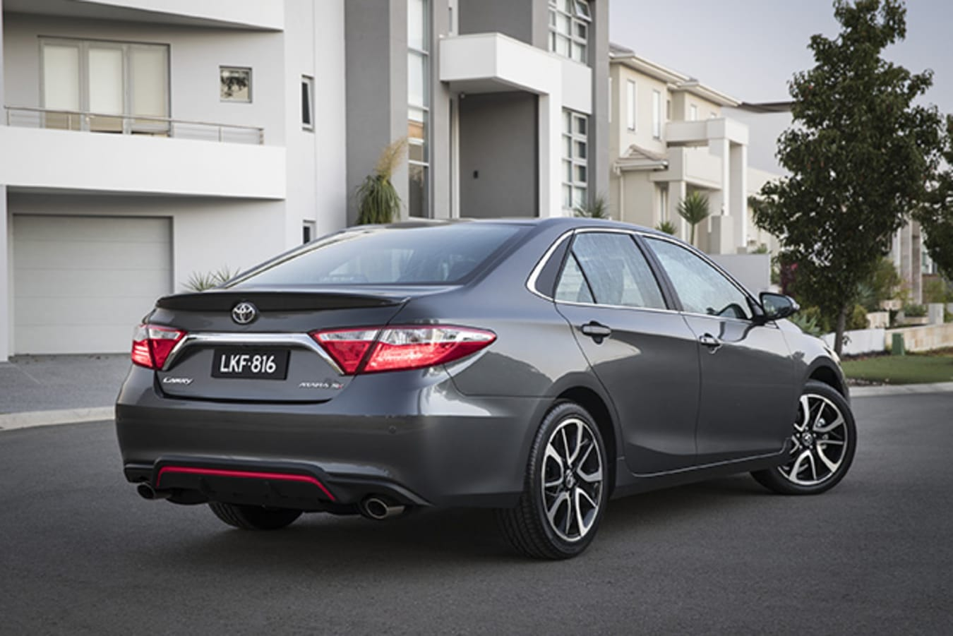 Toyota Camry rear side