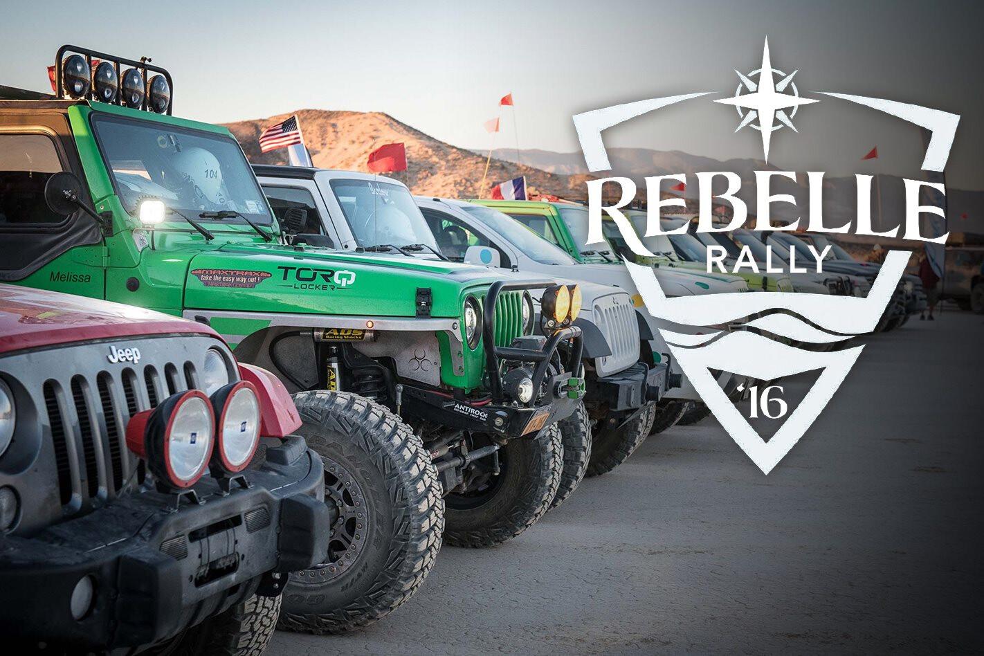 2016 Rebelle Rally