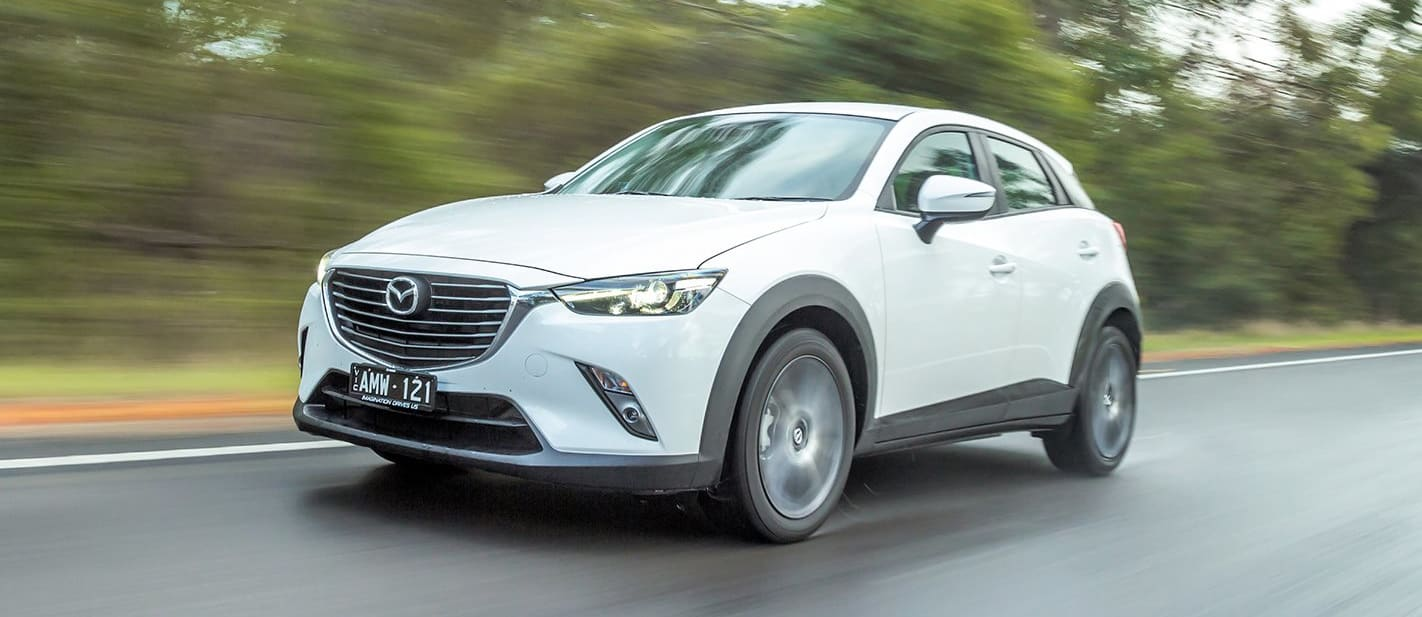 2017 Mazda CX-3 sTouring AWD Diesel Quick Review