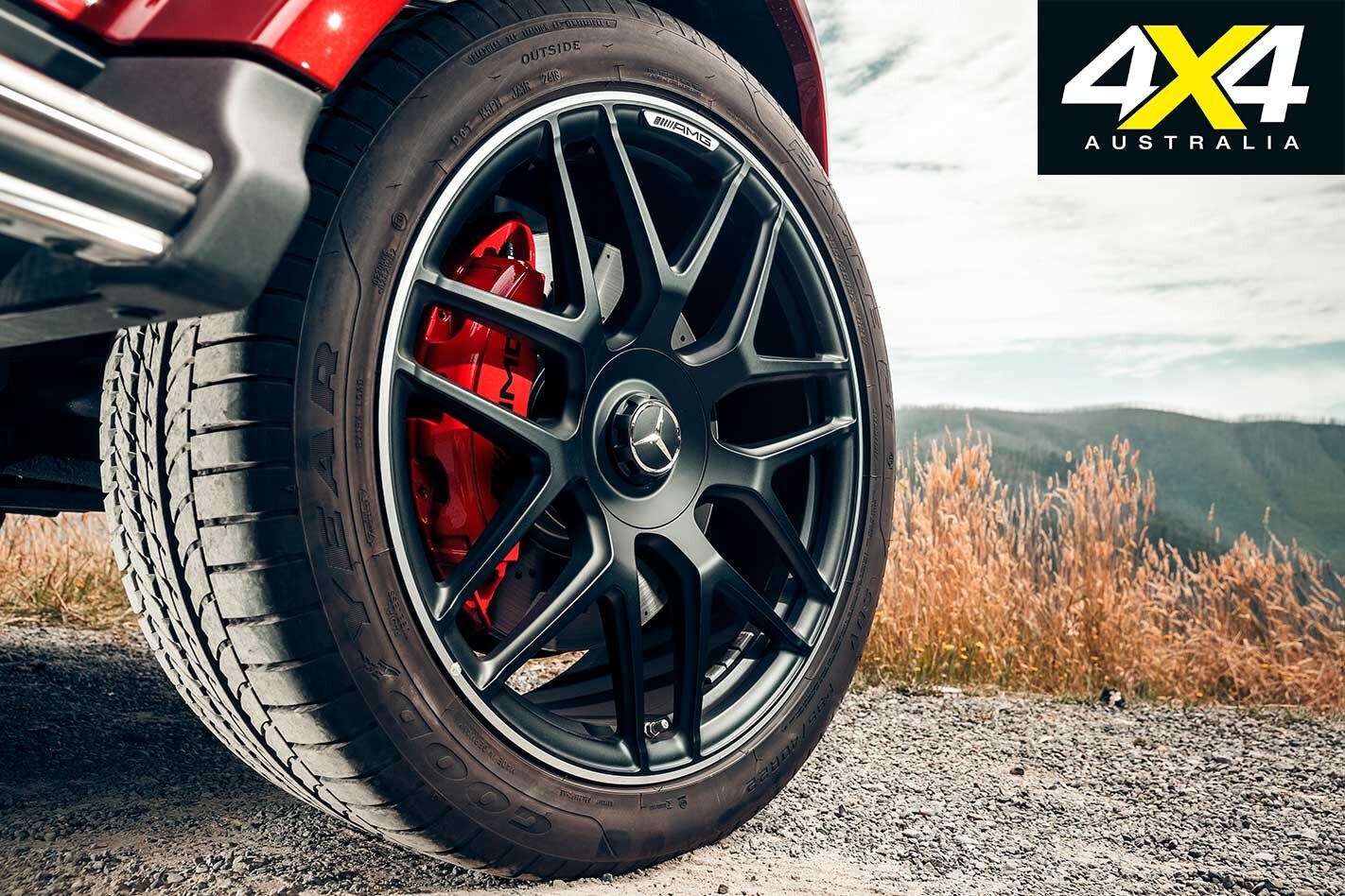 2019 Mercedes AMG G 63 Wheel Jpg