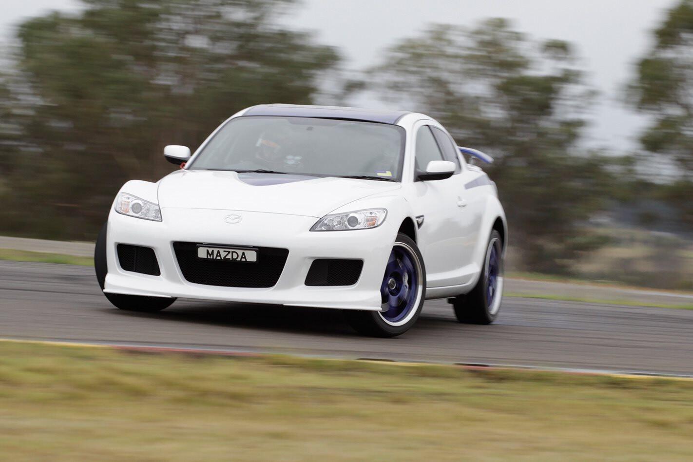 2009 Mazda RX 8 SP