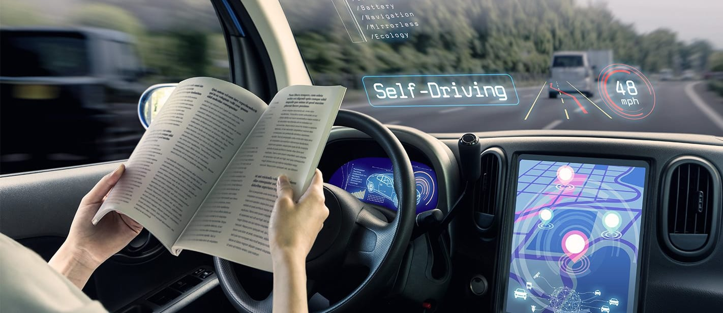What is Level 3 autonomous driving tech and when do we get it?