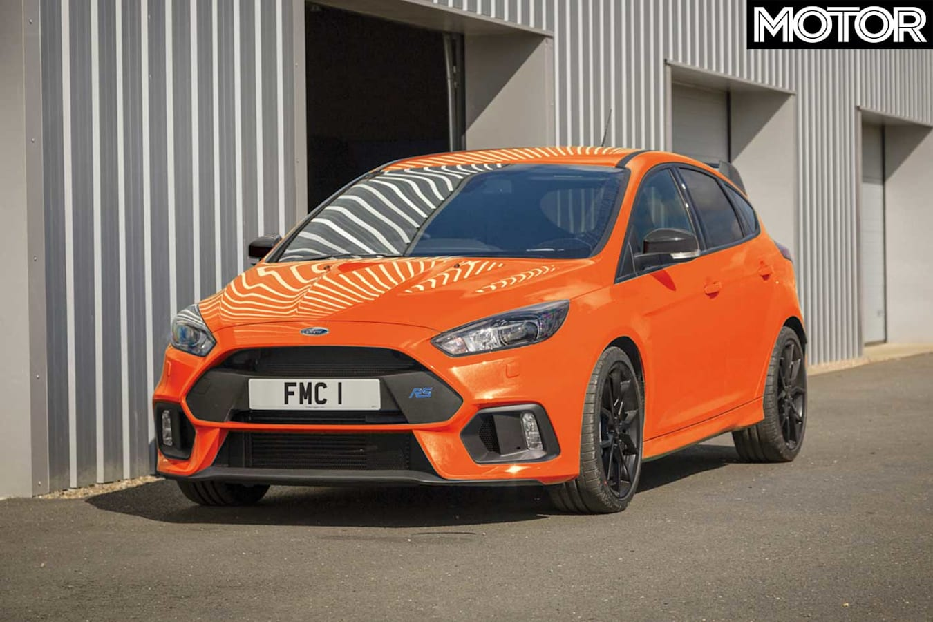 2018 Ford Focus Rs Heritage Edition Jpg