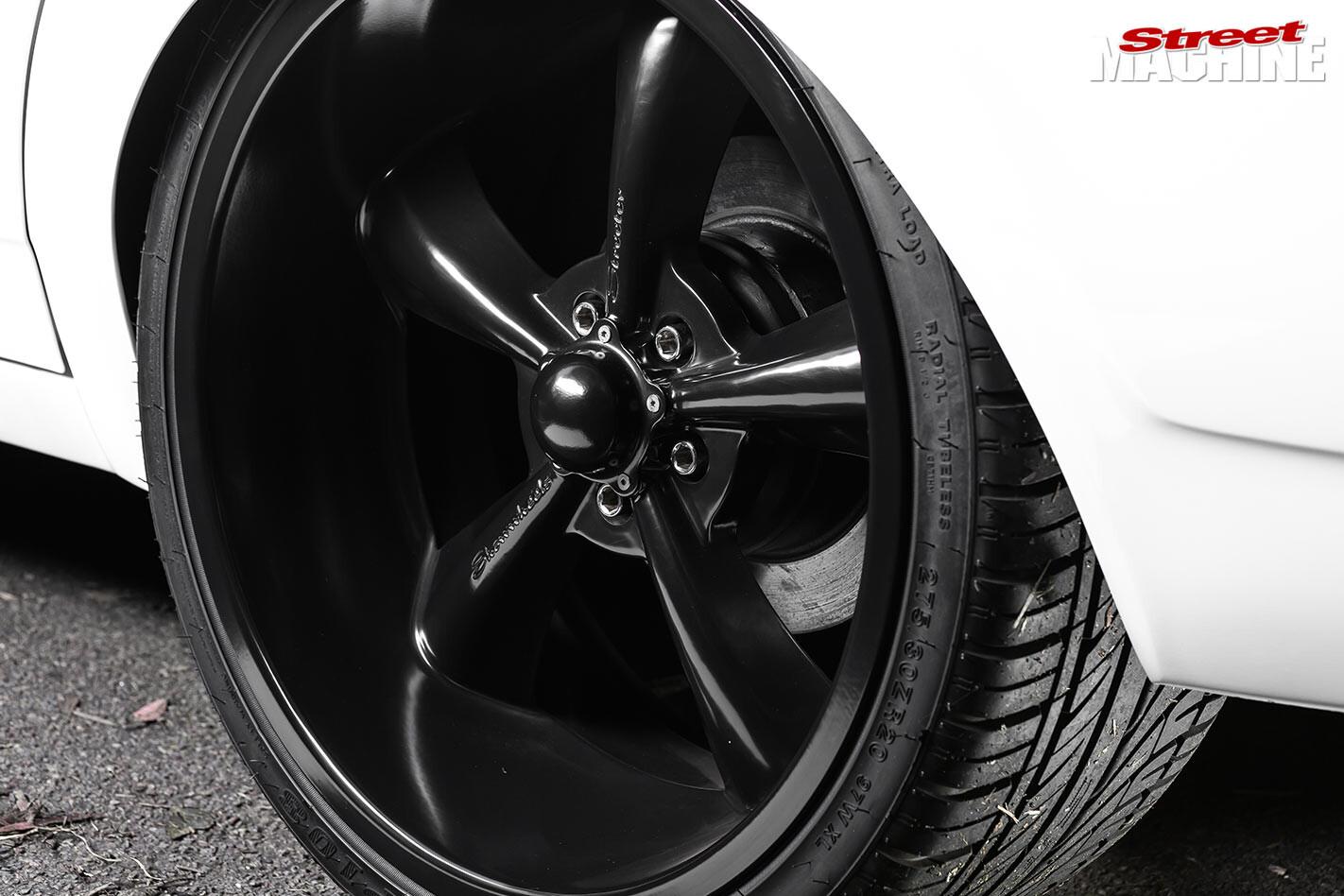 Holden HT Kingswood wheel