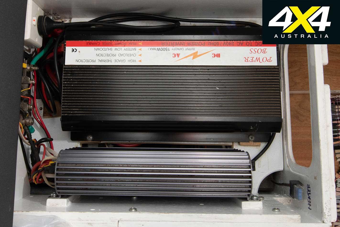 Custom Land Rover FC 101 Electrical Jpg