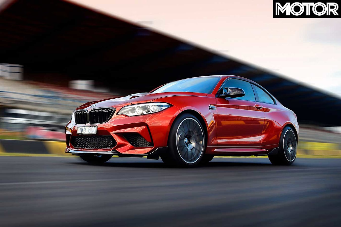 MOTOR PCOTY 2019 BMW M 2 Competition Jpg
