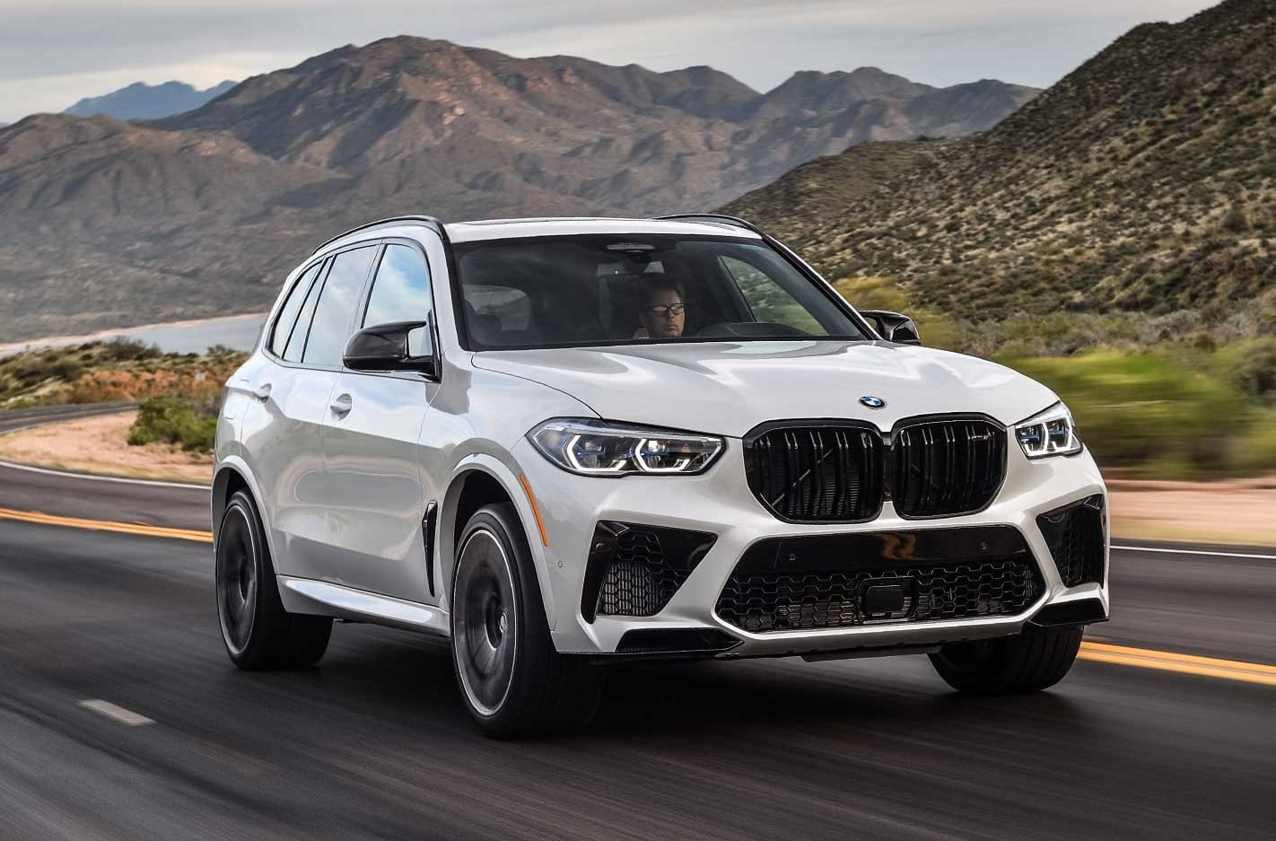 BMW X5M Competition review