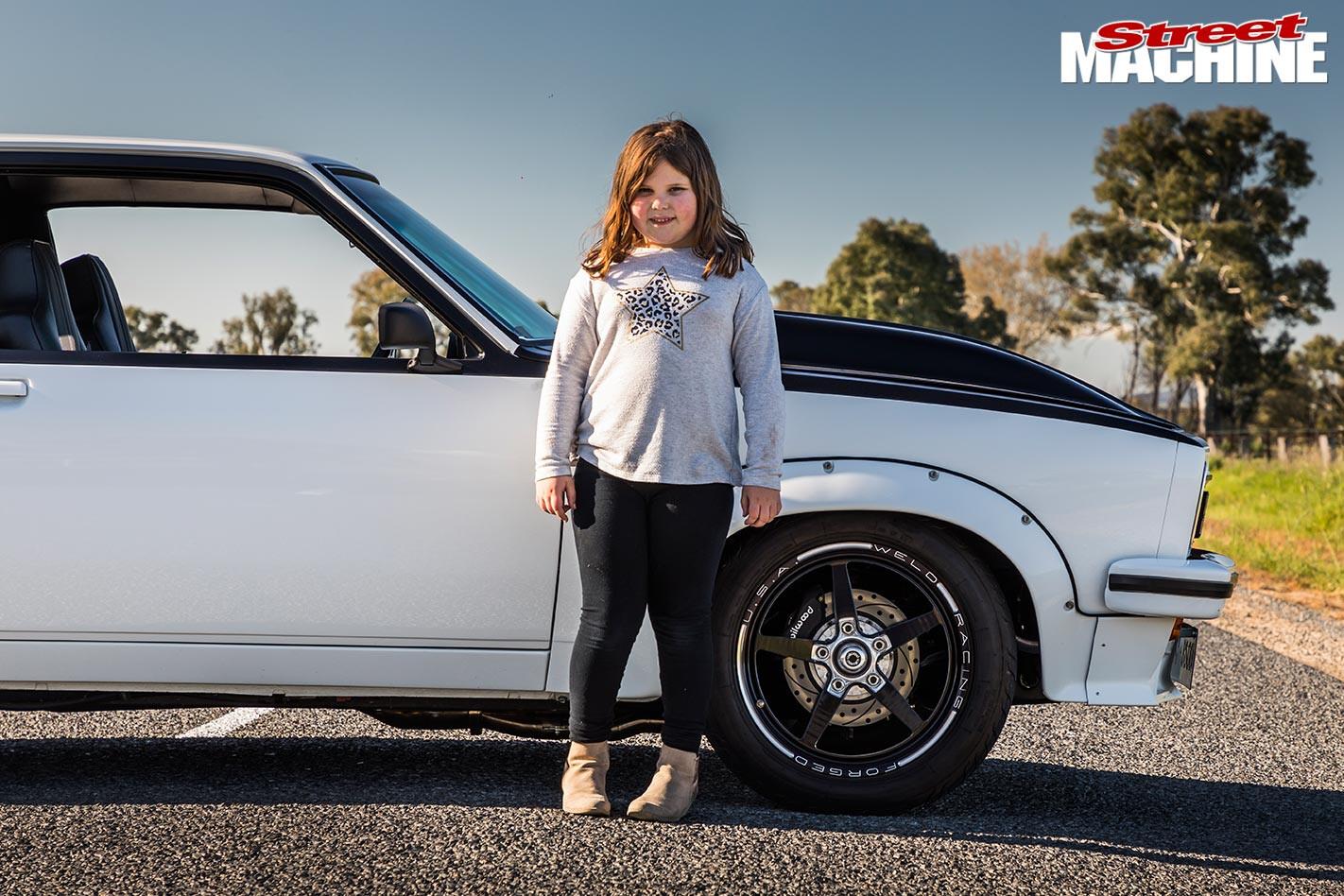 Holden Torana LX hatch