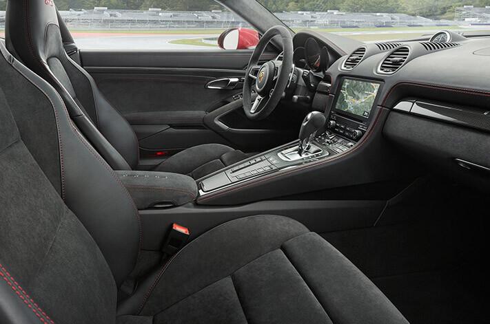 Alcantara Porsche 718 Cayman Gts Jpg