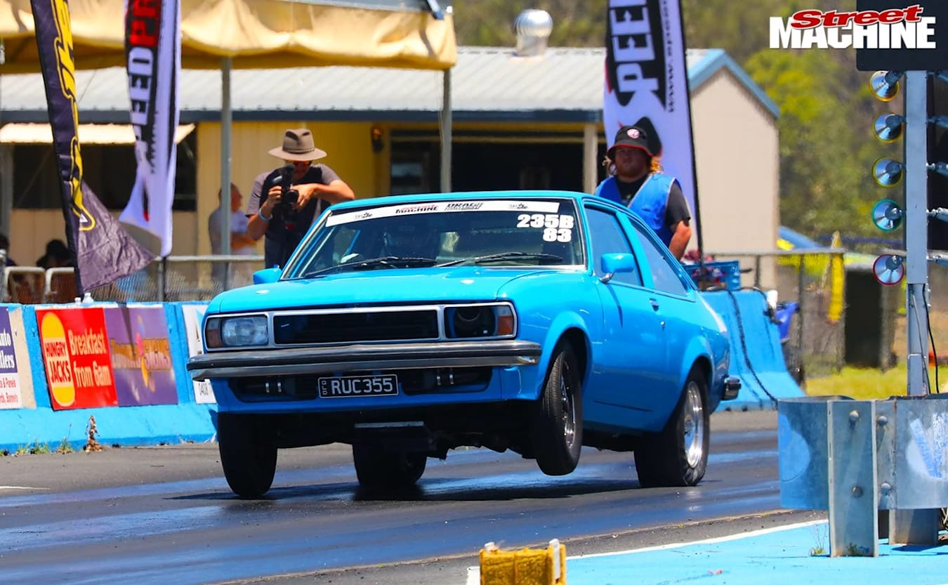 Jason Ross Holden Torana