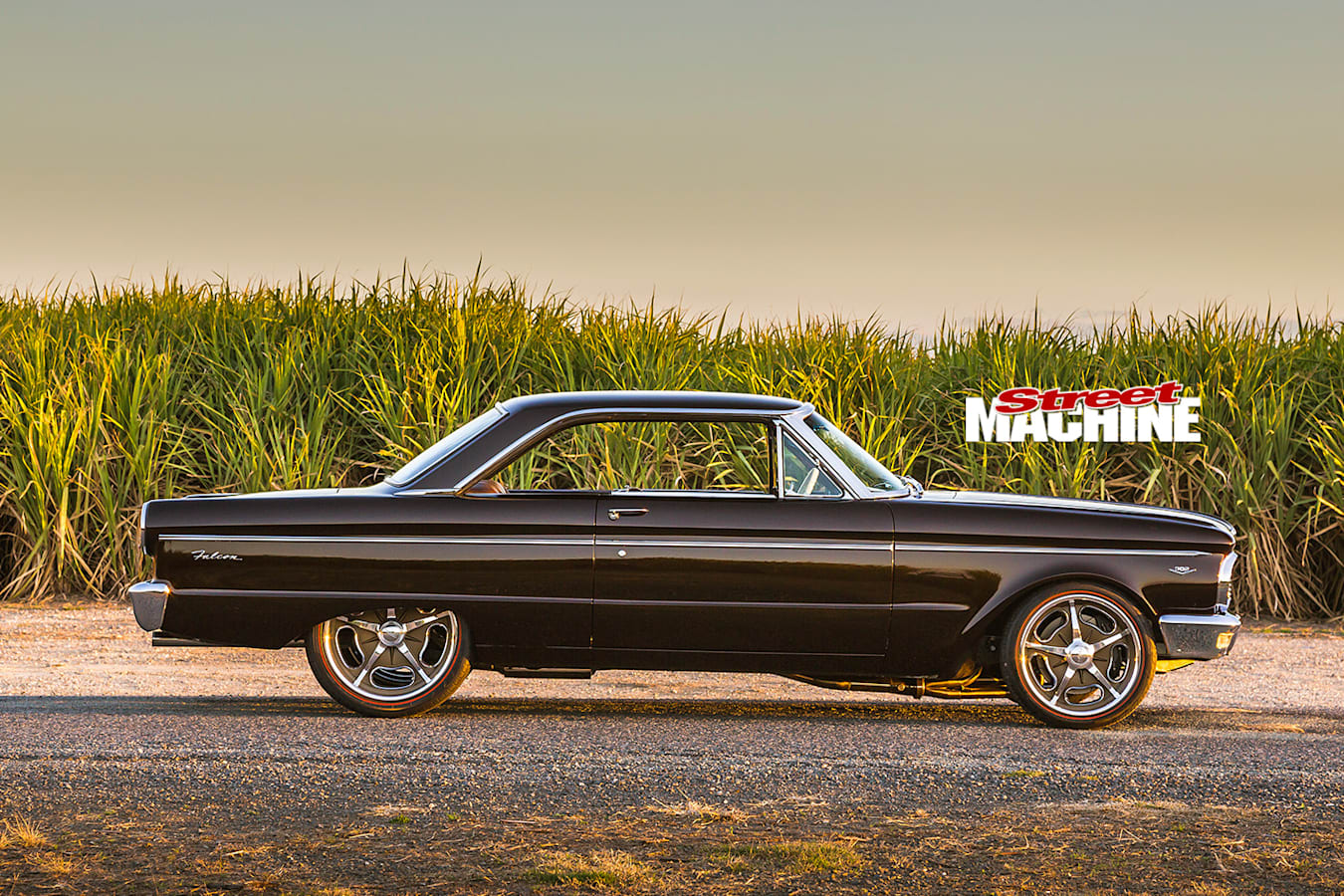 Ford -falcon -xp -side -view