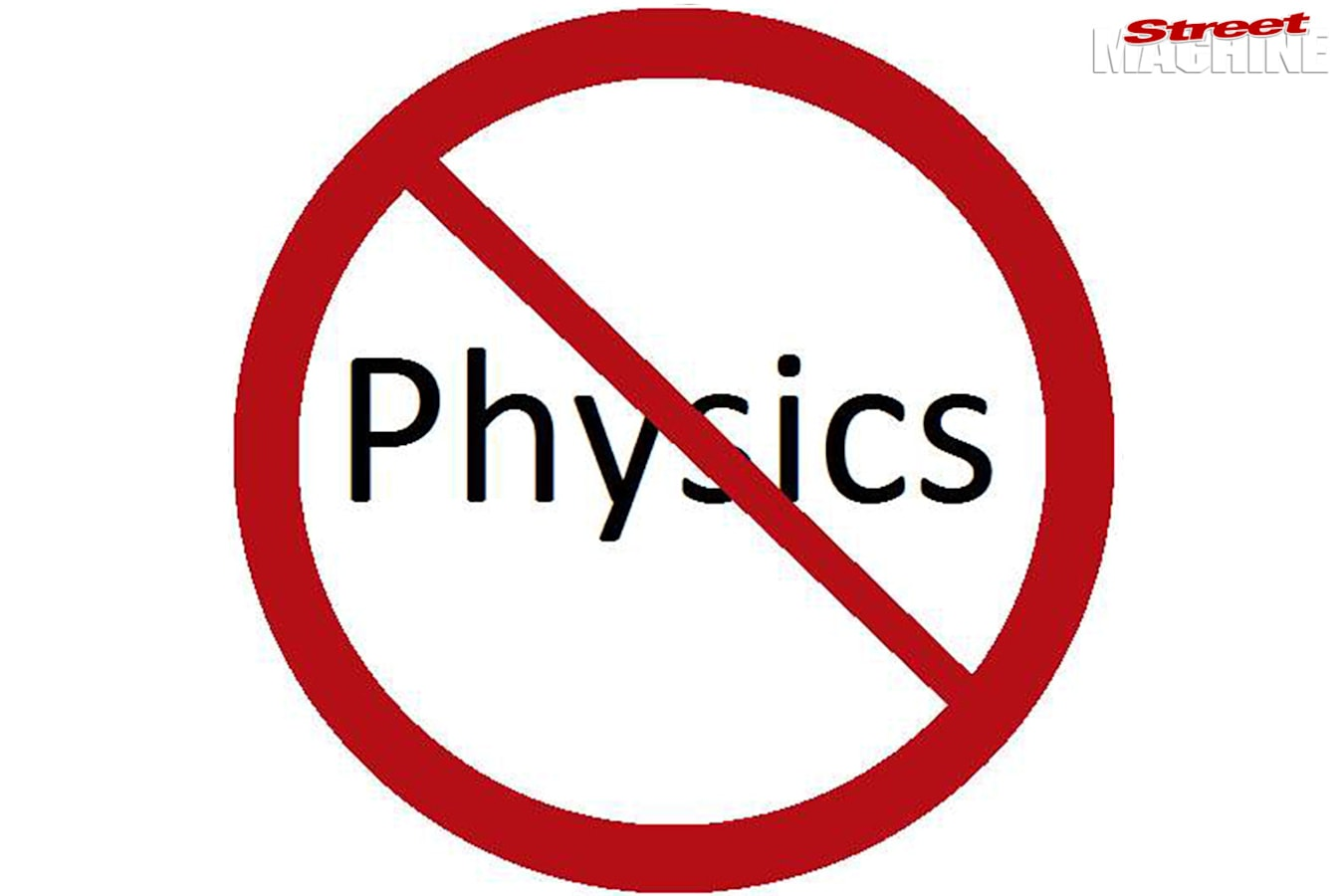 No physcis