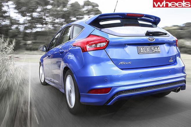 Ford -Focus -rear-