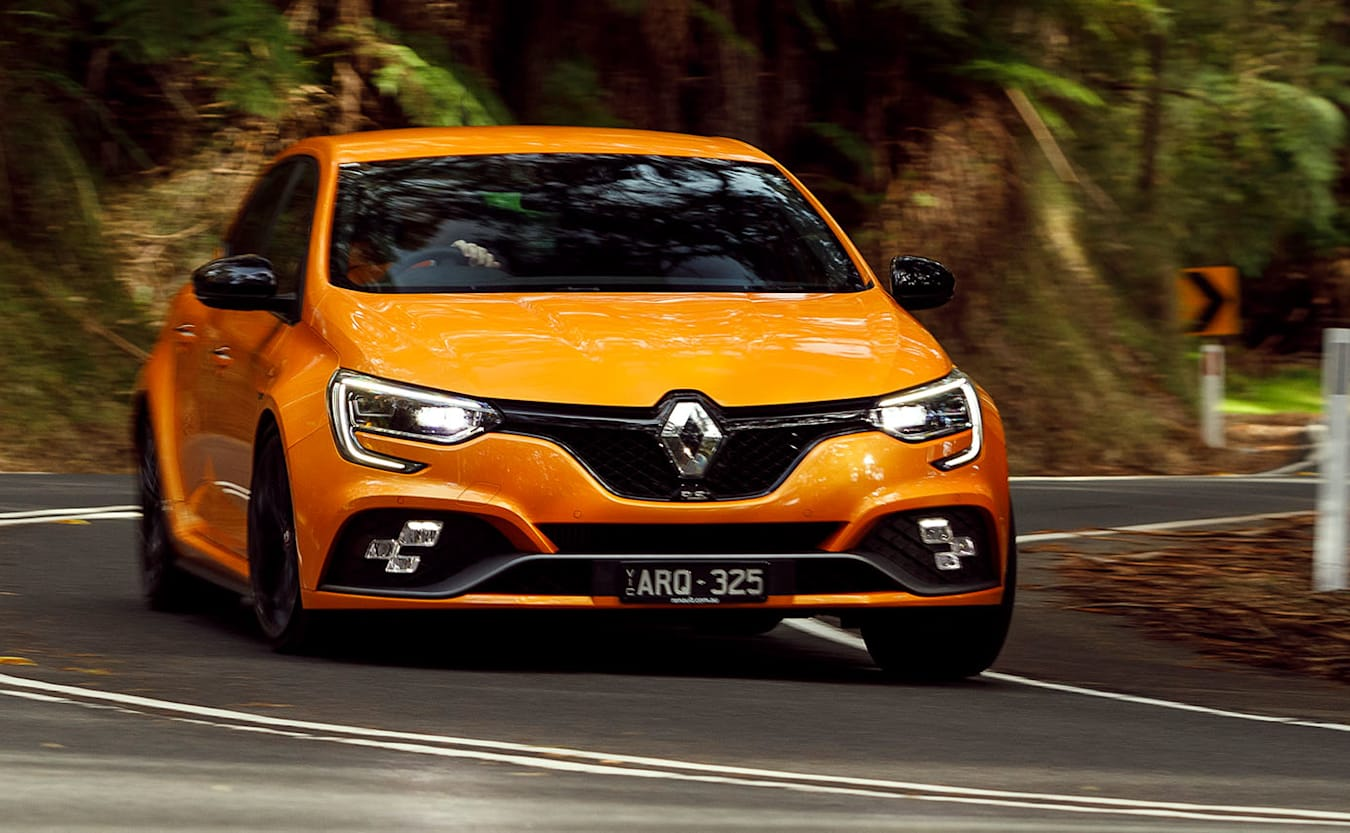 Renault Megane RS here to stay