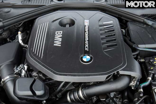 BMW M 140 I Engine Jpg